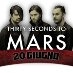 Thirty Second to Mars in concerto al Postepay Rock in Roma
