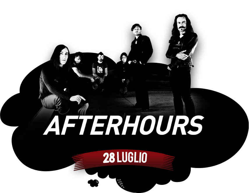 Afterhours Postepay Rock in Roma 28 luglio 2014